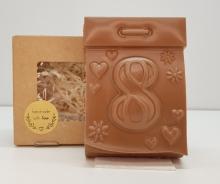 Шоколадный календарь 8 марта